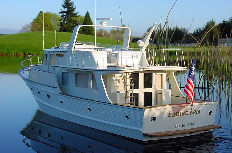 Fleming 55 Motor Yacht